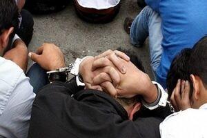 دستگیری اعضای باند شرطبندی با ۴۲ میلیارد گردش مالی