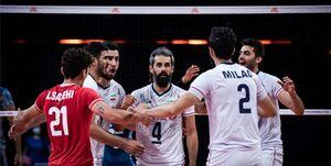 ترکیب نهایی تیم ملی والیبال مشخص شد