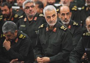 خاطرات شهد اخاطره فرمانده حشدالشعبی از فیش حقوقی شهید سلیمانی
