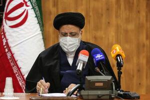 رئیسی به پیام تبریک الهام علی اف پاسخ داد