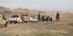 انهدام باند ترور داعش در صلاح الدین عراق توسط حشد الشعبی