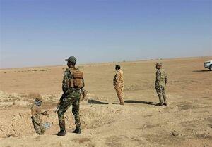 حشدالشعبی عملیات تروریستی داعش را خنثی کرد