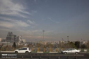 پایتخت امسال چند روز هوای ناسالم داشته است؟
