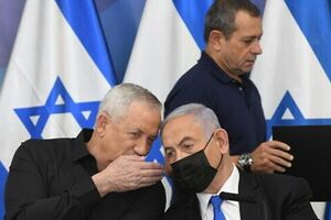 تقلای نتانیاهو برای بازگشت به قدرت به کمک گانتز