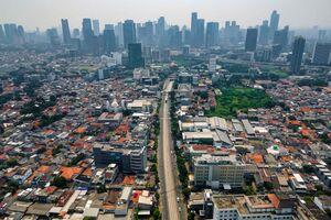 عکس/ خیابانهای خلوت اندونزی