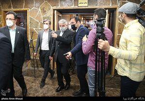اقدام عجیب برای بدرقه کاروان ایران در اوج کرونا