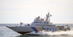 شلیکهای هشدار شناور ترکیه به سوی قایق نظامی قبرس