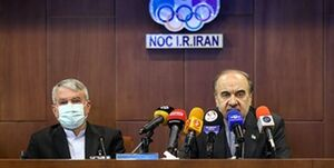سلطانی فر: کاروان ایران با بیشترین سهمیه راهی توکیو می شود