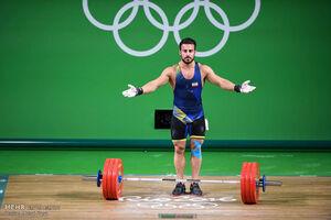 مدال دو وزنه بردار ایران در المپیک به طلا و نقره تبدیل شد