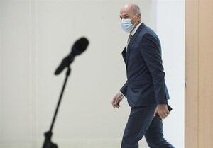 آیا نخستوزیر اسلوونی برای سخنرانی در همایش منافقین پول گرفته است؟
