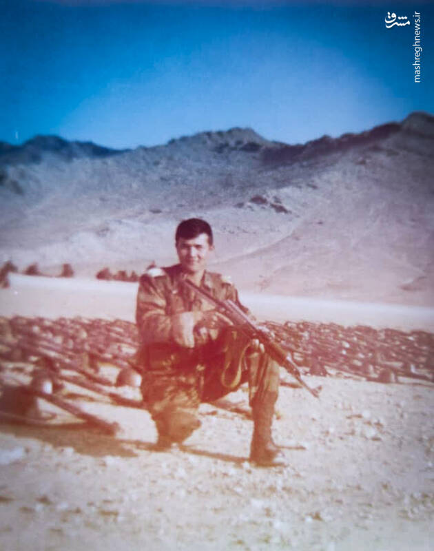 خودکشی نافرجام پدر شهید مدافع حرم + عکس