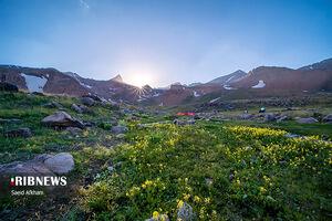 دومین قله مرتفع ایران