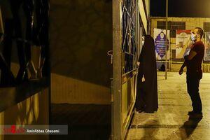 عکس/ یک بام و دو هوای کرونایی در شهرری