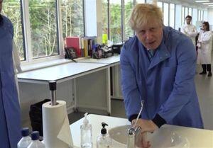 نخست وزیر انگلیس قرنطینه میشود