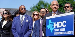 ابتلای ۳ قانونگذار ایالت تگزاس به کرونا با وجود دریافت واکسن