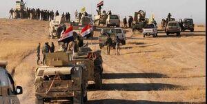 حشد الشعبی: اجازه نمیدهیم آمریکا مرز عراق را به مرکز پرورش تروریست تبدیل کند