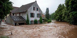 سیل مرگبار اروپا؛ اعلام وضعیت اضطراری در ایالت «بایرن» آلمان