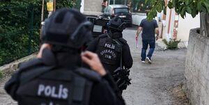 دستگیری ۵ تروریست «پکک» توسط نیروهای امنیتی ترکیه