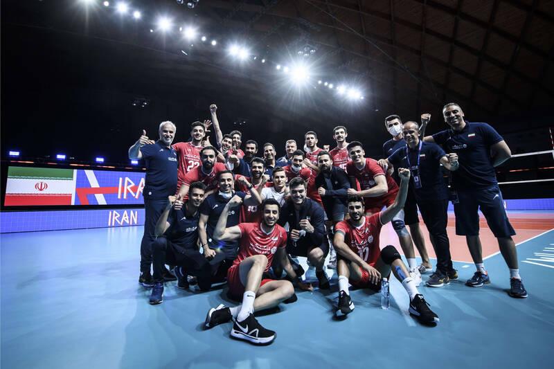 والیبال ایران و نبرد با حریفانِ تا دندان مسلح