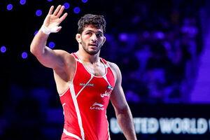 یک ایرانی محبوب ترین قهرمان المپیک شد