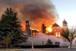 سایه سنگین تخریب بر سر کلیساهای کانادا پس از رسوایی