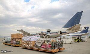 ارسال محموله کمکهای مومنانه نیروی هوایی ارتش به سیستان و بلوچستان