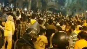 فیلم/ تیراندازی اغتشاشگران مسلح به مردم و ناجا در شادگان