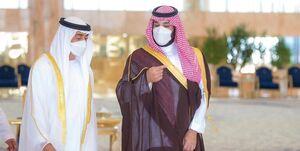 دیدار بن زاید با بن سلمان در بحبوحه تنش نفتی