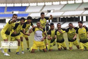 فجر سپاسی شیراز به لیگ برتر صعود کرد
