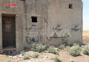 زخمی شدن ۱۱ شهروند سوری در حملات تروریستها به محلات حماه