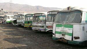 اتوبوس های فرسوده در انتظار اسقاط!/ عمر مفید یک اتوبوس چقدر است؟