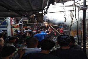 «حزب الله» لبنان انفجار تروریستی در شهرک «صدر» عراق را محکوم کرد