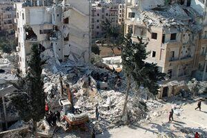 حملات راکتی تکفیریها به حومه «حماه»/ زخمی شدن ۱۱ غیر نظامی