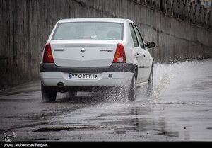 بارشها در نواحی جنوبی کشور ادامه دارد