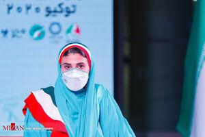 تازه ترین مشکل لباس رسمی کاروان ایران در توکیو