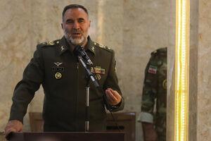 امیر حیدری: یگانهای ارتش آماده مقابله با هرنوع تهدیدی هستند
