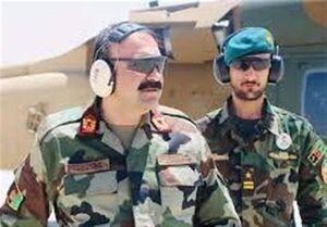 رئیس ستاد ارتش افغانستان در میان تنشها با پاکستان به هند میرود