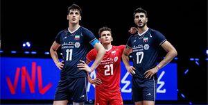 عکس/ برنامه بازیهای تیم ملی والیبال در المپیک