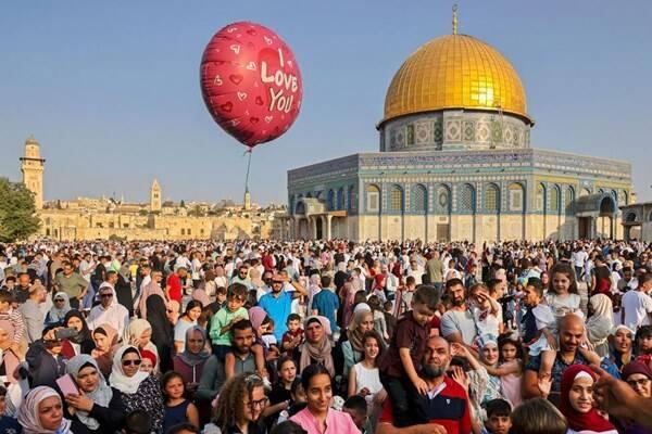 طنینانداز شدن فریاد حمایت از مقاومت فلسطین +عکس