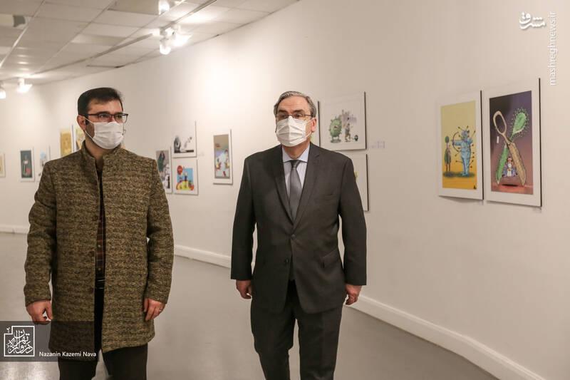 چرا خانه هنرمندان پاتوق جاسوسان خارجی و معلمان انقلاب مخملی شد؟ +تصاویر