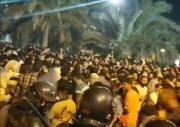 متهم خشکسالی: مظاهرات سلمی است!