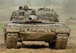 این تانک یه نماد شهریه نه تجهیزات نظامی+ فیلم