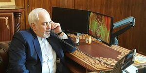 گفتوگوی تلفنی ظریف با فؤاد حسین/ همدردی با دولت و مردم عراق