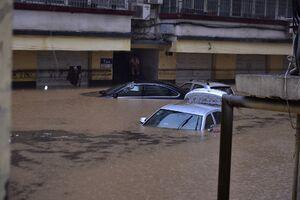 بارندگی و سیل بی سابقه در چین
