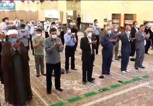 فیلم/ نماز عید قربان در کردستان