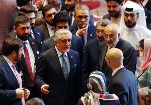 اعزام مجدد هیئت سیاسیون افغان به قطر