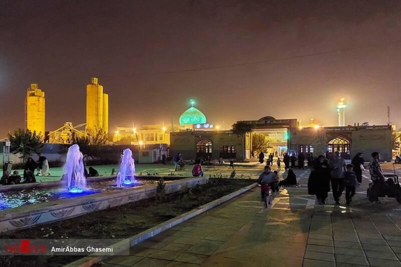 تهران در حال تبدیل به قطب گردشگری زیارتی است