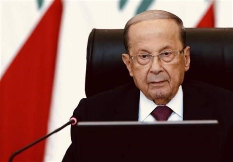 لبنان،صهيونيستي،هوايي،گزارش،عون،حريم