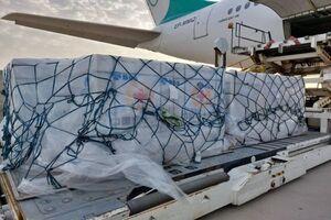 ادامهی واردات واکسن کرونا توسط هلالاحمر/هشتمین محموله تحویل وزارت بهداشت شد