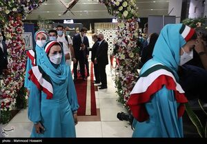 المپیک ۲۰۲۰ توکیو  اعلام اسامی ۲۵ ایرانی حاضر در رژه افتتاحیه/ حضور مشروط بانوی قایقران